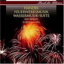 Händel Feuerwerksmusik/Wassermusik-Suite (Philips, 1966) [CD]