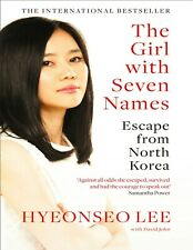 The Girl with Seven Names by Hyeonseo Lee (E-B0OK&AUDI0B00K||E-MAILED)