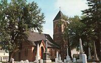 Postcard Christ Church Episcopal Milford Delaware