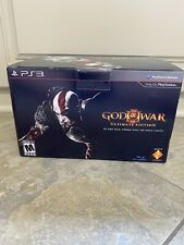 God of War 3 Ultimate Edition Pandora's Box With Game And Art Book PS3 Complete