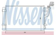 NISSENS Condensador de aire acondicionado 94981