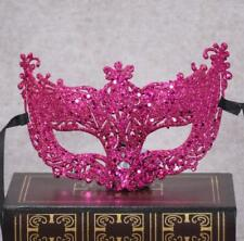 Venetian Mask Adult Womens Masquerade Ball Costume Accessory Fancy Dress GOOD