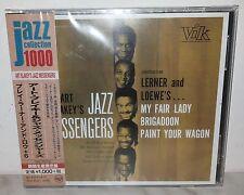 CD ART BLAKEY'S JAZZ-MESSENGERS - PLAY LERNER AND LOEWE - JAPAN SICP 4027