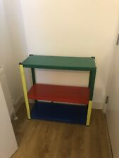 Mondrian De Stijl Console Primary Colours Block