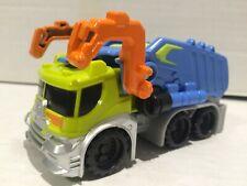 Hard To Find Transformers Rescue Bots Salvage Playskool Heroes Garbage Truck