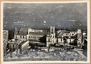 Cartolina Monreale Palermo Cattedrale viaggiata