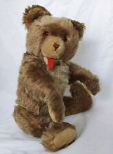 Lovely big vintage German teddy bear 62cm - 24,4""