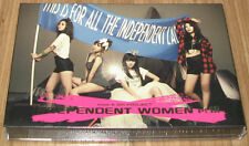 MISS A Independent Women Pt.Ⅲ THE 5TH PROJECT MINI ALBUM 2PM K-POP CD