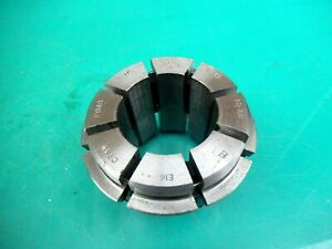 """ENGINEERS CRAWFORD MULTIBORE COLLET T285 E16   1-7/8""""- 2""""   47.62- 50.80MM"""