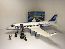 LEGO Passenger Plane 7893 Set with Instruction Book