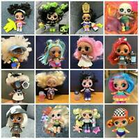 LOL Surprise Doll HAIRGOALS PPRO RAINBO PINS Makeover Series 1 2 3 Toy Kids Gift
