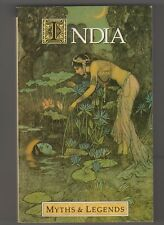 DONALD A. MACKENZIE  =  INDIA MYTHS & LEGENDS  =