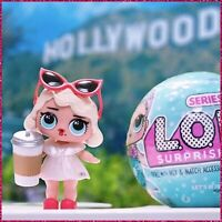 LOL Surprise Series 1 LEADING BABY Lady Marilyn Monroe Doll New Real MGA~Sealed!