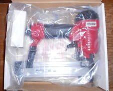 tool shop air sf3232 18 gauge brad nailer/stapler in the box new