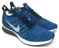 Nike Air Zoom Mariah Flyknit Racer Green Abyss/Black-Cirrus Blue