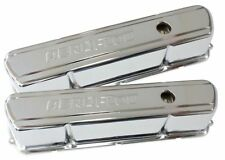 Aeroflow AF1821-5004 Valve Cover Chrome With Logo Fits Holden 253-308