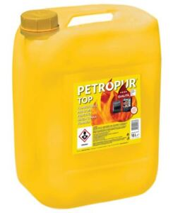 Combustibile liquido stufa senza canna fumaria riscaldamento lt.18 PETROPUR TOP