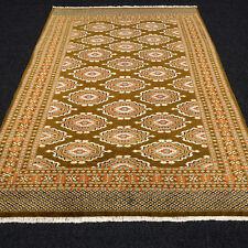 Orient Teppich Buchara 181 x 121 cm Grün Bokhara Bukhara Green Carpet Rug Tapijt