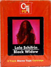 LALO SCHIFRIN Black Widow  NEW SEALED 8 TRACK CARTRIDGE