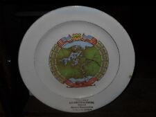 1915 Calendar Plate C.S. Hamilton & Co Store General Merch Prescott Oregon Plate