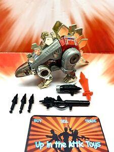 Vintage G1 Transformers ~ Dinobot SNARL Figure ~ 1985 Hasbro ~ Complete
