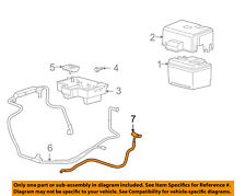 FORD OEM 15-18 Focus 2.0L-L4 Battery-Positive Cable F1FZ14300B