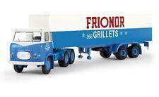 "#85182 - Brekina Scania LBS 76 Koffer-SZ ""Sties/Frionor"" - 1:87"