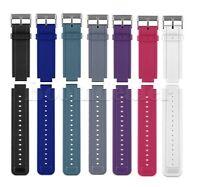 Silicone Wrist Band Strap Sports Bracelet For Garmin Vivoactive GPS Smart Watch