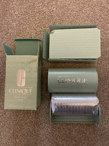 Clinique Facial Soap Extra Mild With Soap Dish 150g New