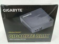 Gigabyte Brix GB-BSi3-6100 IWUS Compact PC Kit Mini Barebone System Dented Box
