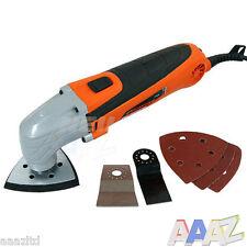 300w Multi strumento Oscillante raschietto per la levigatura levigatrice a taglio con kit accessori