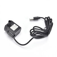 DC 3.5V-9V 3W USB submersible Pompe à eau Fontaine étang Aquarium Fish TankLTA