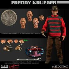 "Mezco 1:12 Nightmare on Elm Street Freddy Krueger 6"""