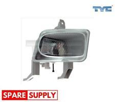 TYC Fog Light Right For OPEL Corsa D E Meriva B 1710044