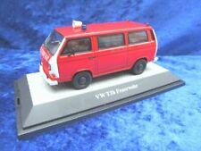 + VOLKSWAGEN VW T3 b Bus Feuerwehr von Premium Classixxs in 1:43 NEU 13055