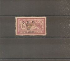 TIMBRE SYRIE FRANKREICH KOLONIE 1920 N°42 NEUF* MH