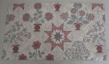 Quaker Downhome Adobe Fabric Samples Tapestry Folk Art Country Primitive Crafts