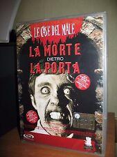 LA MORTE DIETRO LA PORTA DVD NUOVO SIGILLATO TOM SAVINI