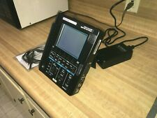 THS730A TEKTRONIX DIGITAL PORTABLE OSCILLOSCOPE DMM 2 CHANNEL WITH NEW PROBES!!!