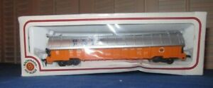 Vintage Bachmann Electric Train HO Scale Covered Coil Car 43-1014-70 NRFB