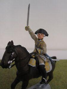 Del Prado - Trooper, Prussian Heavy Cavalry at Leuthen, 1757 CBH013
