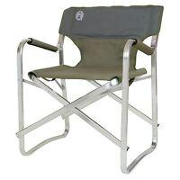 Coleman Deck Chair grün Stuhl 205470