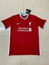 Liverpool Home  jersey Jersey Soccer 2020/21 Football Men Shirt