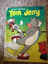 GIANT EDITION MGM'S TOM AND JERRY