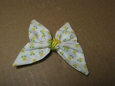 Vintage Strawberry Shortcake Berrykin Hair BOW ONLY Mint Tulip Original Part SSC