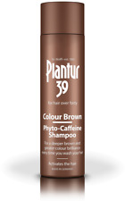 Plantur 39 Colour Brown Phyto-Caffeine Shampoo  - 250ml