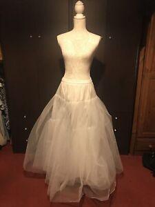 Tulle Wedding Dress Underskirt