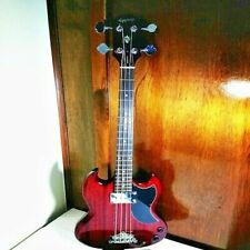 Epiphone  Vintage EB-0 Electric Bass Guitar(Cherry)