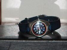 Pre-Owned Women's Blue & Red Cardinal Quartz Analog Watch