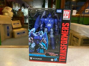 Transformers 1986 The Movie Studio Series Voyager Class NIP 05 SCOURGE